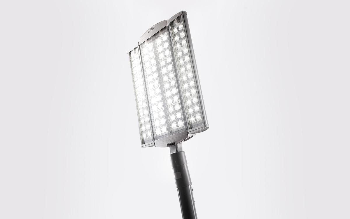Магистральный светодиодный светильник Радуга-240-СУК-02-305-66